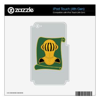 525th Military Police Battalion VIGILANT WARRIOR iPod Touch 4G Skins