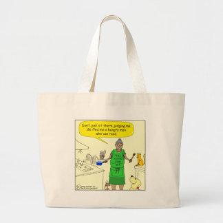 526 cook for favors cartoon bag