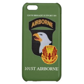 526TH BRIGADE SUPPORT BN 101ST ABN iPHONE CASE iPhone 5C Case