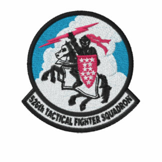 526th TFS Polo W/F-4 and Call Sign (White Polo)