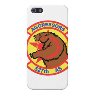 527th Aggressors iPhone Case