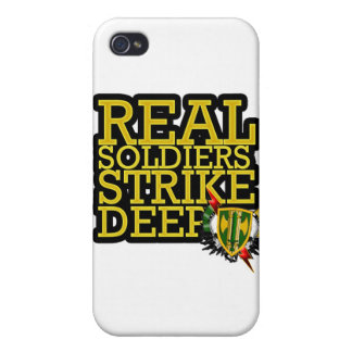 527th Military Police Co. iPhone 4 Cases
