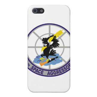 527th Space Aggressor SQ Case For iPhone SE/5/5s