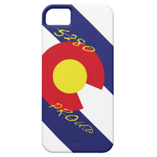 ¡5280 orgulloso!!! iPhone 5 carcasa