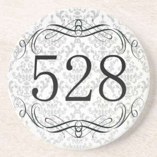 528 Area Code Drink Coaster