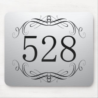 528 Area Code Mouse Pads