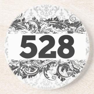 528 BEVERAGE COASTER