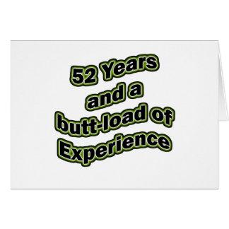52 butt-load card