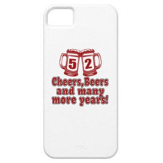 52 Cheers Beer Birthday iPhone SE/5/5s Case