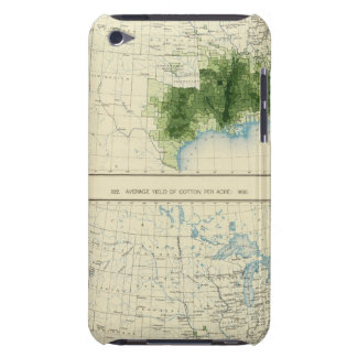 52 Cotton 1890 Barely There iPod Cover