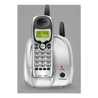 52-Free-3d-Cordless-Phone-Clipart-Illustration Card