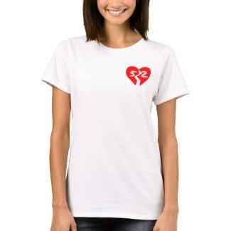 """""""52"""" Heartbroken T-Shirt"""