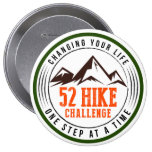 52 Hike Challenge Official Pin - 1st Edition