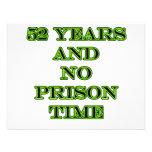 52 ninguna hora de prisión comunicado