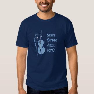 52.o Jazz NYC de la calle Camisas