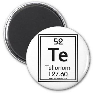 52 Tellurium Magnet