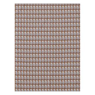 """52""""x70"""" tablecloth Sparkle White Crystal stone fun"""