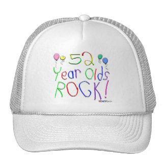 52 Year Olds Rock ! Trucker Hat