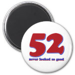 52 years 2 inch round magnet
