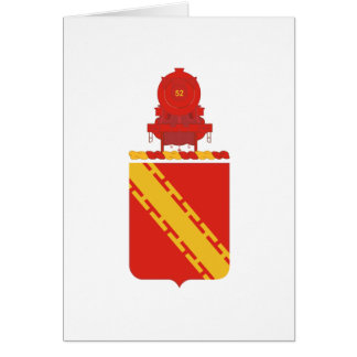 52d Air Defense Artillery Card