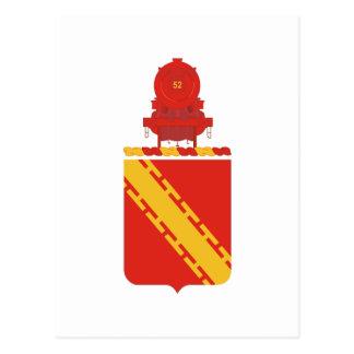 52d Artillería de la defensa aérea Postal