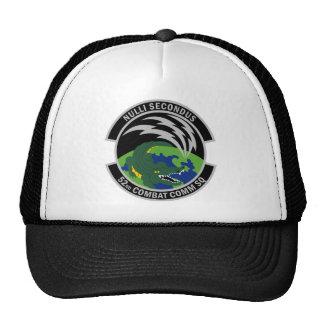 52nd Combat Communications Squadron Trucker Hat