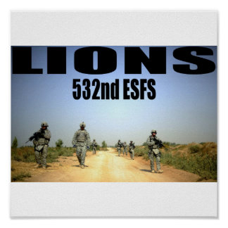 532nd ESFS Poster