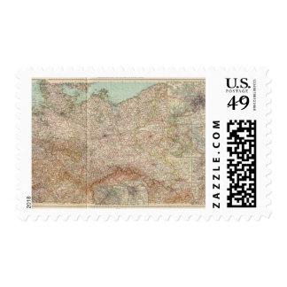 5355 Alemania del norte Estampilla