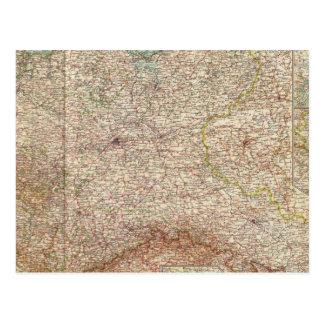 5355 Alemania del norte Tarjetas Postales