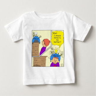 535 thinking cap cartoon baby T-Shirt