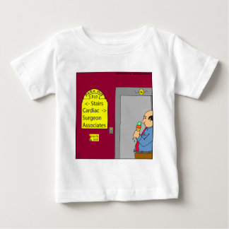 538 stairs cartoon baby T-Shirt