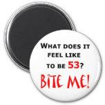 53 Bite Me! Magnet