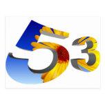 53 POSTALES