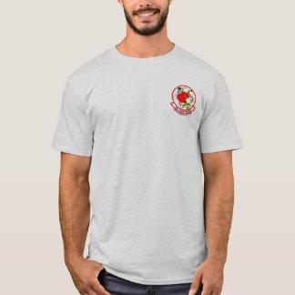 53 TFS High Tech Eagle - Light colored T-Shirt