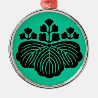 53kiri (B) Metal Ornament
