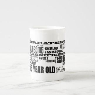 53rd Birthday Party Greatest Fifty Three Year Old Porcelain Mug
