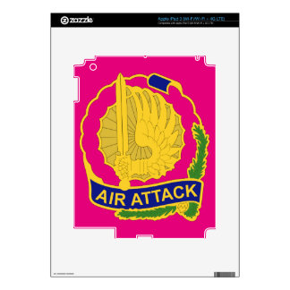 540th Aviation Group - Air Attack Decal For iPad 3