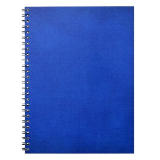 5449_sports DARK ROYAL BLUE SPORTS VIBRANT COLOR T Spiral Note Books