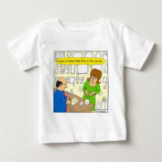 544 corner picture frame cartoon baby T-Shirt