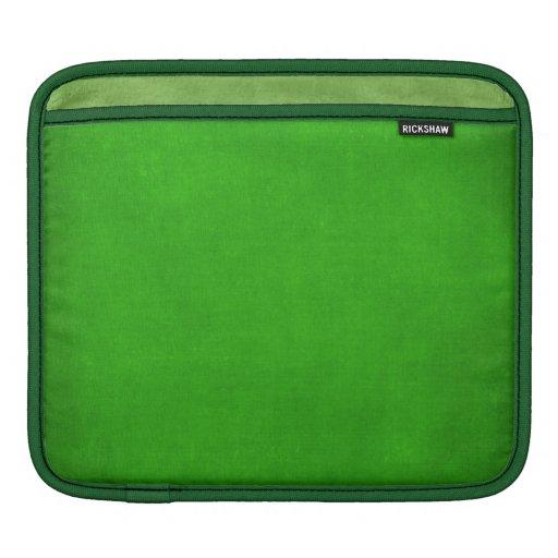 5450 SPORTS GREEN BACKGROUND WALLPAPER DIGITAL TEM iPad SLEEVES