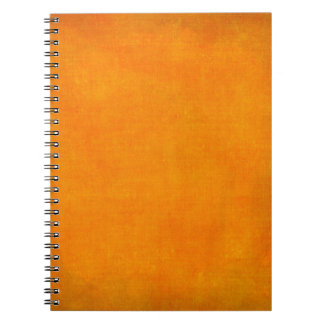 5451_sports ORANGE POPSICLE TEXTURE BACKGROUND TEM Notebook
