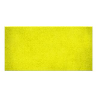 5453 SPORTS neon YELLOW BACKGROUND WALLPAPER DIGIT Photo Card