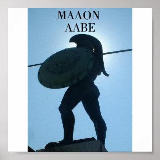 545_King_Leonidas_statue MALON LABE Impresiones