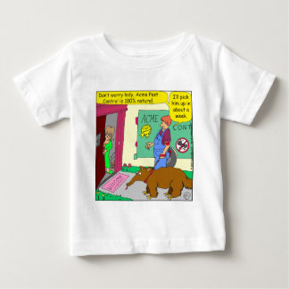 545 natural pest control cartoon baby T-Shirt