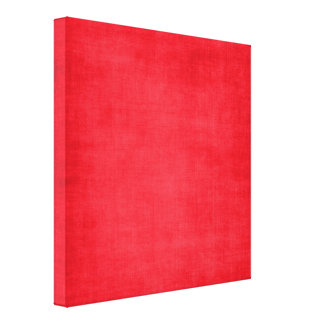 547_solid-red-paper SOLID RED BACKGROUND TEXTURE D Canvas Prints