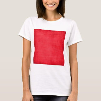 547_solid-red-paper SOLID RED BACKGROUND TEXTURE D T-Shirt