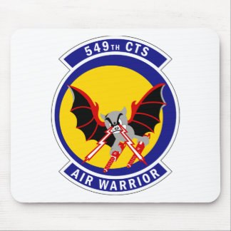 549th Combat Training Squadron - Air Warrior Mouse Pad