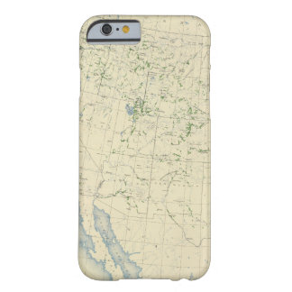 54 Areas irrigated 1889 Barely There iPhone 6 Case