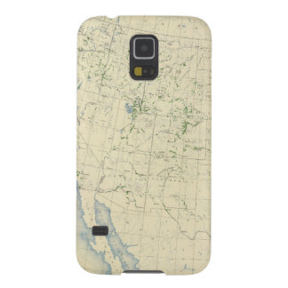 54 Areas irrigated 1889 Galaxy S5 Case