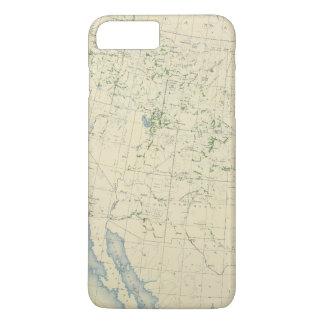 54 Areas irrigated 1889 iPhone 8 Plus/7 Plus Case